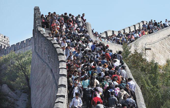 IMAGINI IMPRESIONANTE de la Marele Zid Chinezesc10