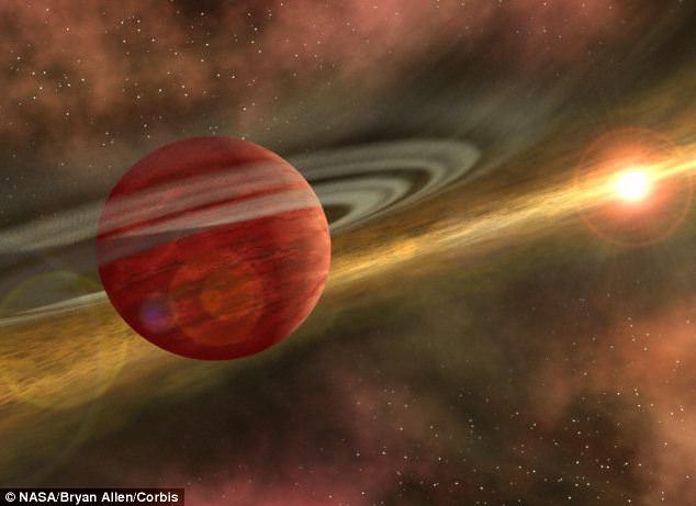 planeta MOA-2011-BLG-322