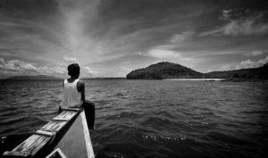 Eager Stillness Broods Over the Realm of Boyhood Dreams