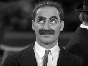 1Groucho Marx