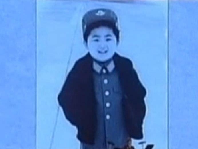 COPILARIA DICTATORILOR Imagini inedite cu liderul nord-coreean Kim Jong-un in copilarie! VIDEO1