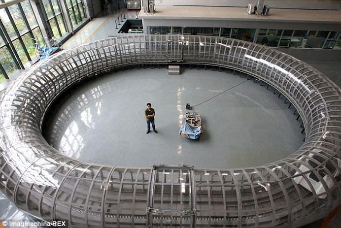 Poate fi realizat acest MOFT al chinezilor Un nou concept de tren SUPER-MAGLEV care va atinge 3.000 de kmh!2