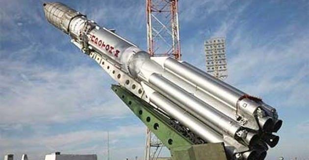Proton-M racheta