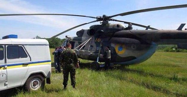 elicopter al armatei