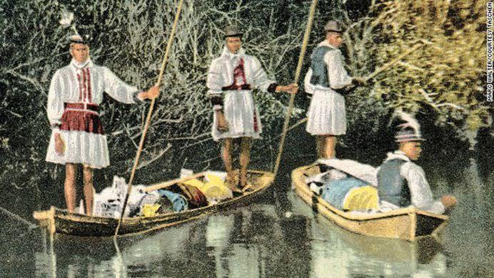 FOTOGRAFII INCREDIBILE din secolul al XIX-lea care arata cum se photoshopau imaginile pe vremea aceea! 13