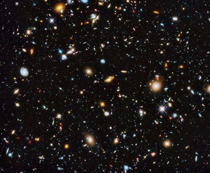 IMAGINE UNICA surprinsa de telescopul Hubble in 10 ani! Vezi FOTO2