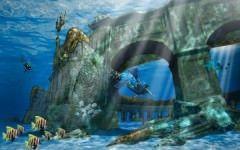 FOTO Cel mai mare parc subacvatic din lume se deschide in Dubai