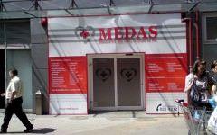 Clinicile Medas sunt perchezitionate pentru o evaziune de 68 milioane de euro