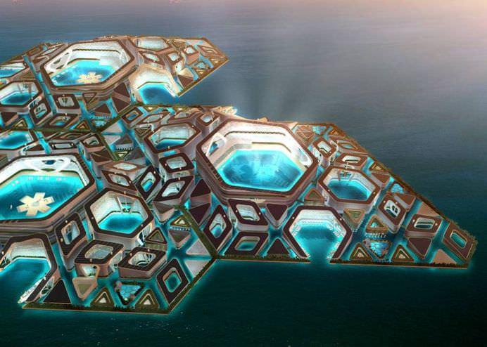 ECO ATLANTIS Orasul viitorului, 100 ecologic! GALERIE FOTO8