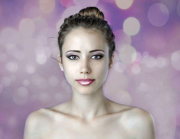 IMAGINI ADEVARATE cu o singura femeie care compara standardele de frumusete din 21 de tari! 21