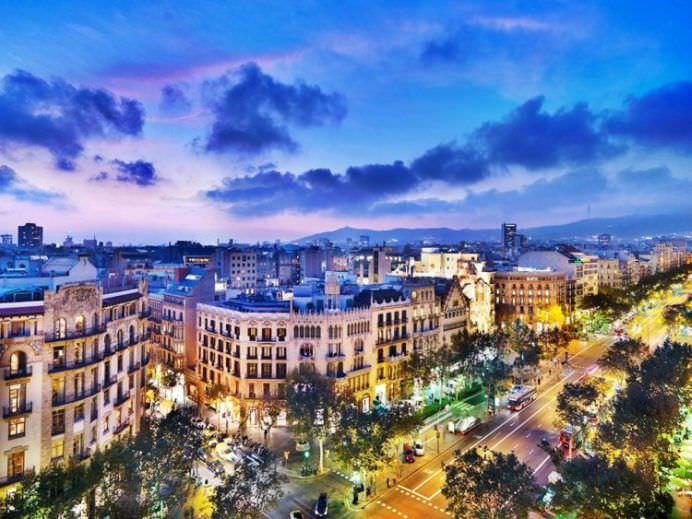 TOP 10 Locuri de vizitat pentru concediul europenilor! spania