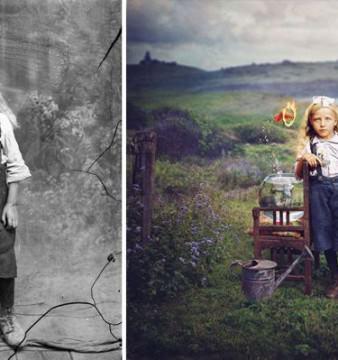 FOTOGRAFIILE unui ROMAN, readuse la viata de un australian!1