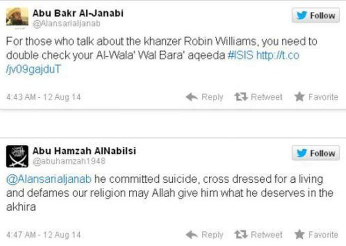Robin Williams nu a fost iertat de JIHADISTI nici dupa moartea sa! Ce spunea actorul despre Jihad! VIDEO2