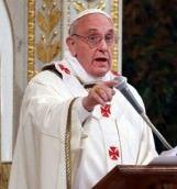 ALERTA LA VATICAN Papa Francisc este TINTA unui viitor ATENTAT TERORIST!