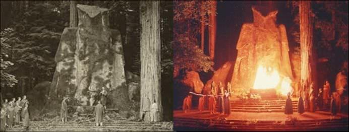 Bohemian Grove Secretele murdare de la Casa Alba... satanism, pedofilie si homosexualitate! VIDEO5