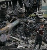 Malaysian Airlines MH 17 Crash Site