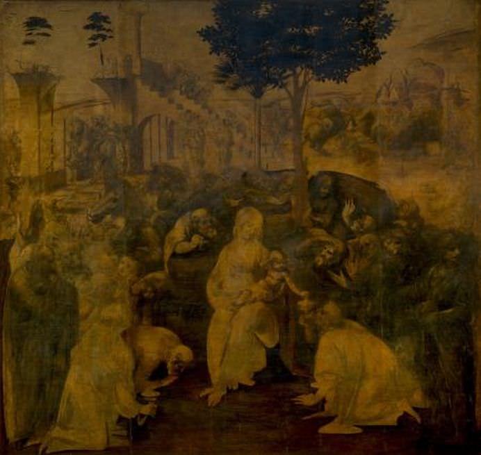 TABLOUL care a dezvaluit cel mai mare SECRET al lui Leonardo da Vinci!22