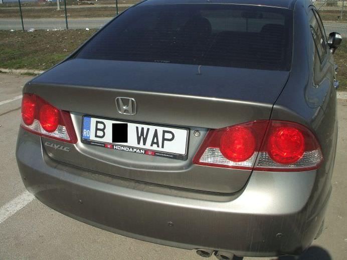 Ai observat asta pe STRAZILE din Romania Nimeni nu a stiut pana acum secretul NUMERELOR AUTO SPECIALE!2