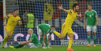 """ROMANIA i-a """"PAPP-AT"""" pe NORD-IRLANDEZI! Tricolorii au invins cu 2-0!"""