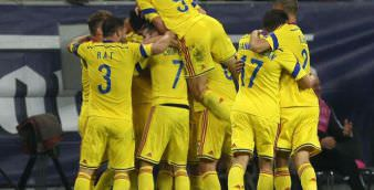 SPARGATORUL de danezi! AMICAL Romania – Danemarca 2-0!