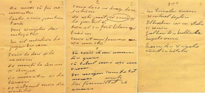 Singura POEZIE scrisa de dictatorul Nicolae Ceausescu!2