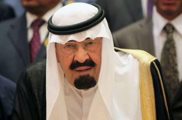 Regele abdullah-bin-abdulaziz-al-saud