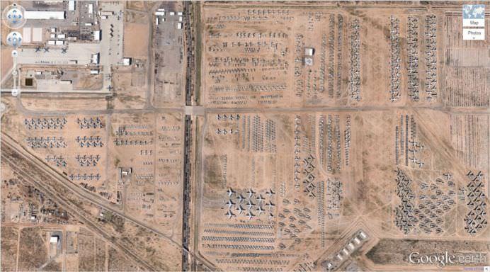 TOP 10 DESCOPERIRI MISTERIOASE cu ajutorul Google Earth!1