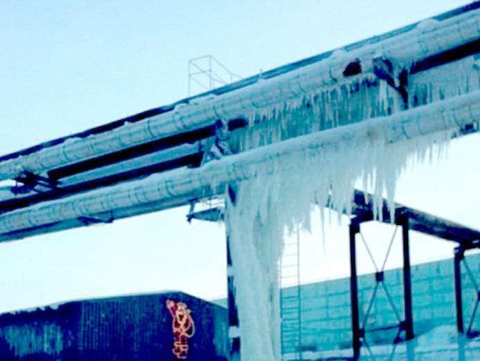 Un ORAS din Siberia a inghetat la propriu! Vezi in ce s-a transformat! FOTO + VIDEO4