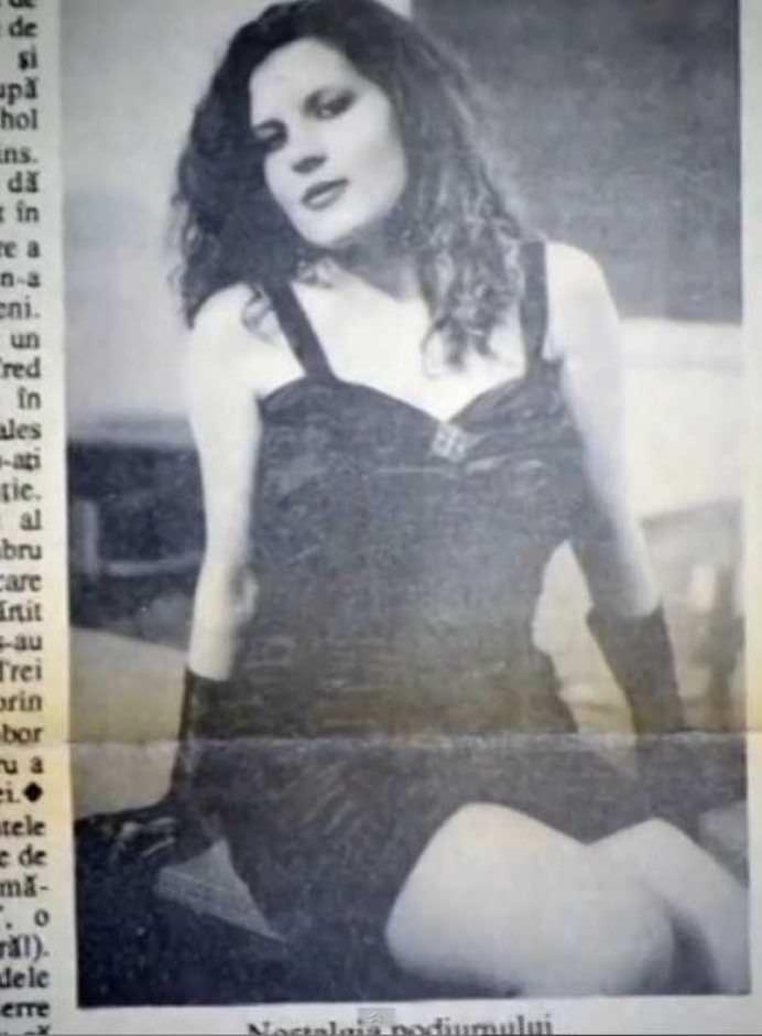 Cum arata Elena Udrea acum 23 de ani la Miss Adolescenta! FOTO3