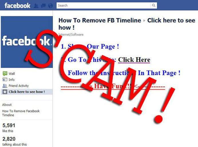 Nu da CLICK pe FACEBOOK la acest LINK! Ce trebuie sa faci daca esti deja INFECTAT!2