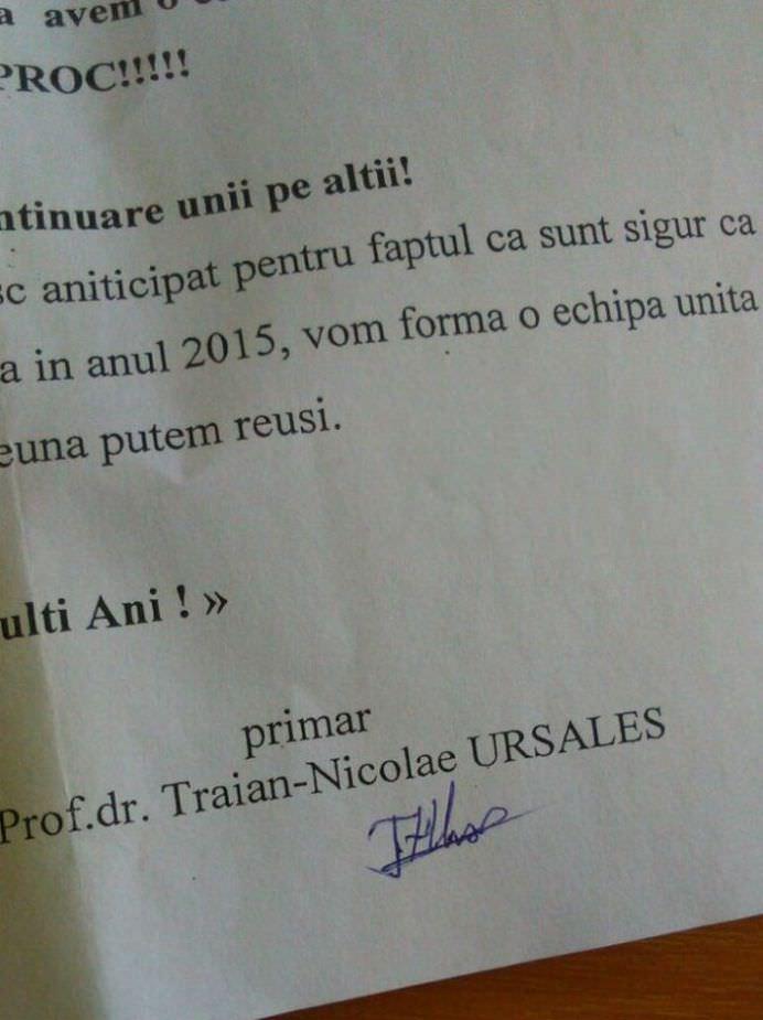 Un primar din Romania trimite scrisori catre cetatenii morti! Ba chiar ii si ameninta daca nu-si platesc datoriile la Primarie!2